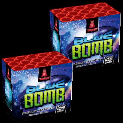 Blue Bomb (2e cake -50%)