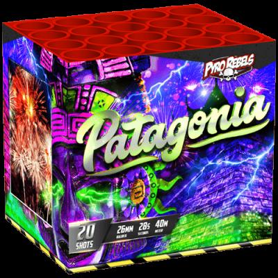 Patagonia 20 Shots