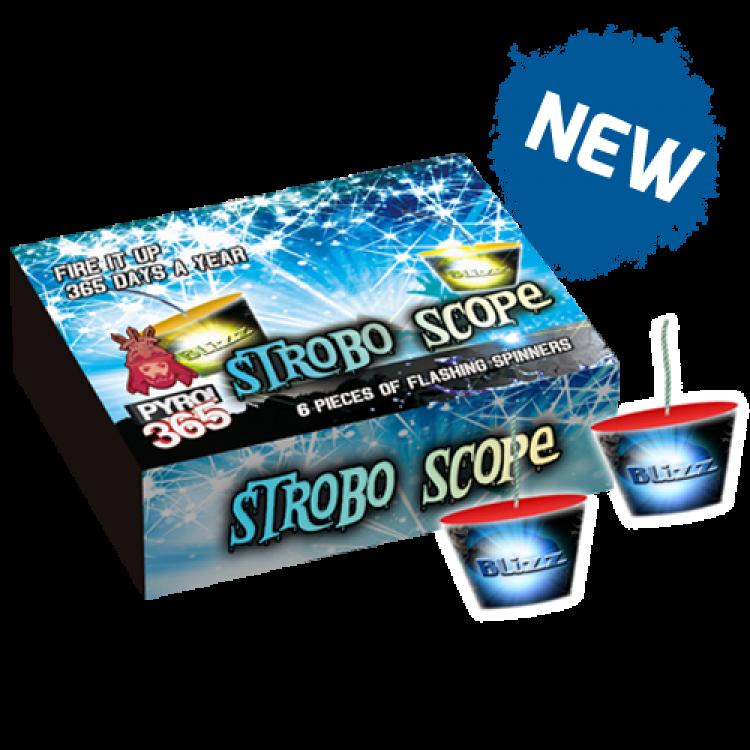 Stroboscope 6 Stuks